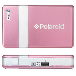 Polaroid offers special pink PoGo printer