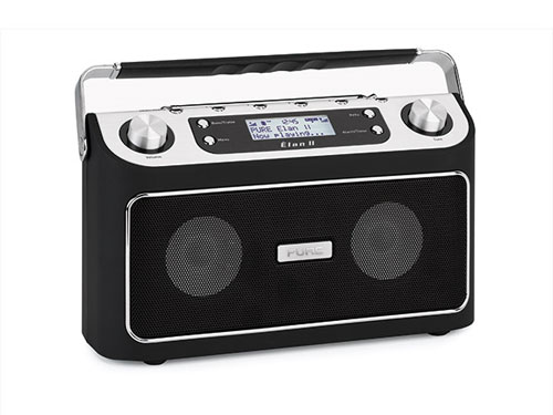 Pure debuts the Elan II portable DAB/FM radio