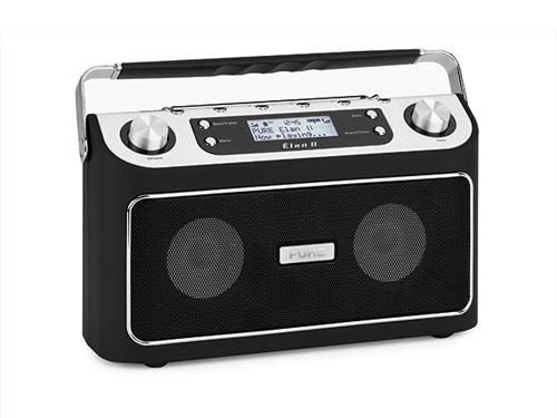 Pure debuts the Elan II portable DAB/FM radio