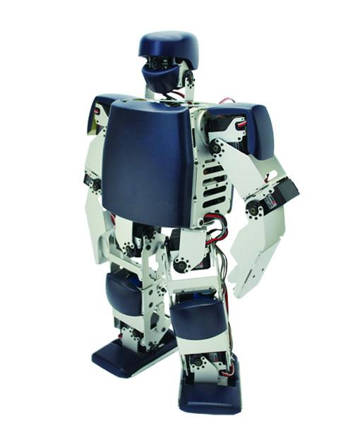Vstone unveils Robovie-PC robot