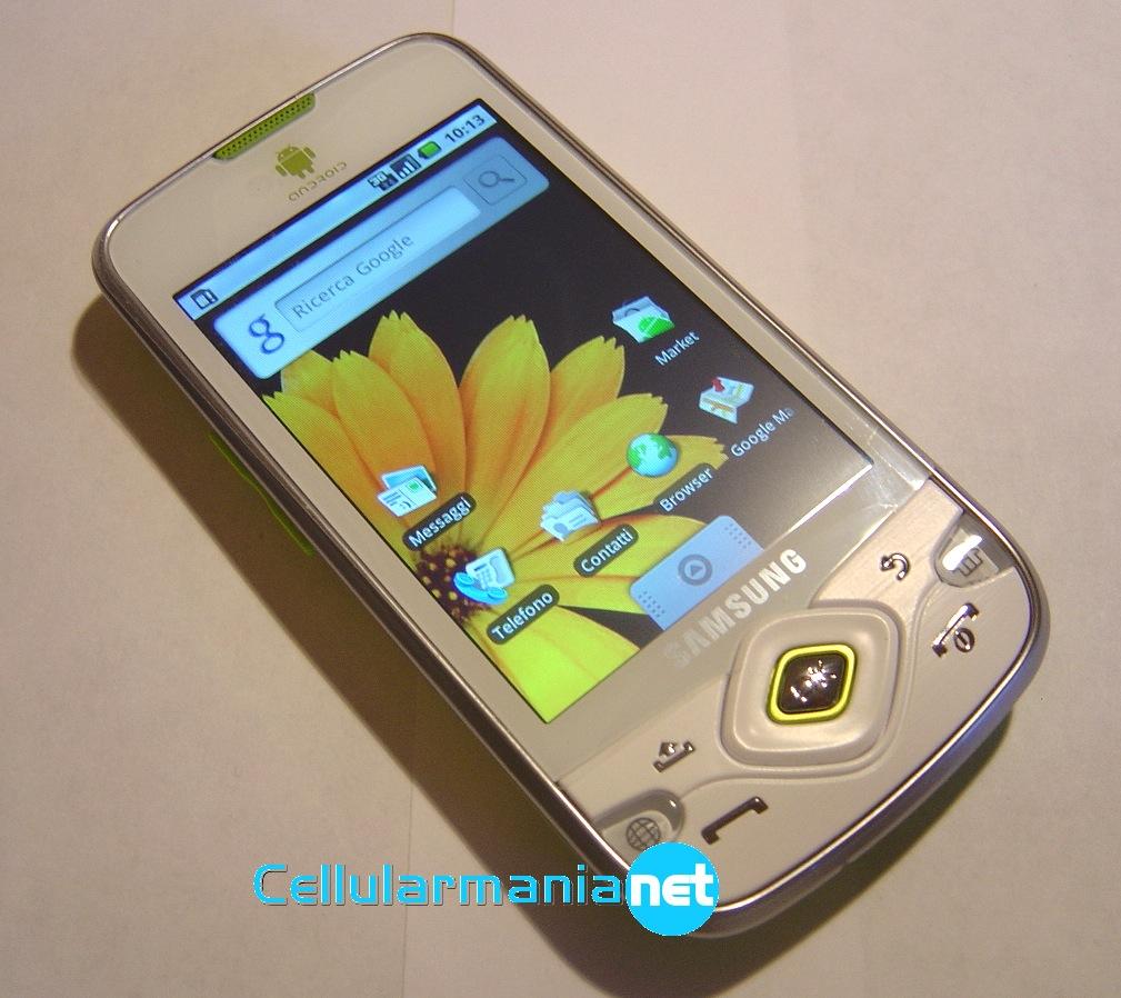 Samsung i5700 Galaxy Lite caught in wild again