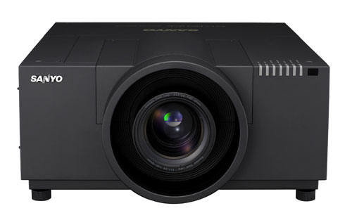 Sanyo unveils blinding PLC-XF1000 projector with 12k lumens