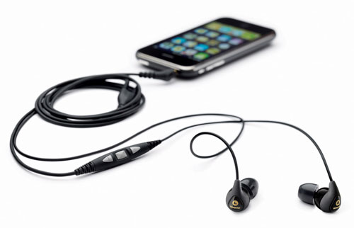 Shure SE115m+ headset for iPhone debuts