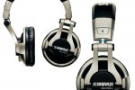 Shure unveils new SRH750DJ pro DJ headphone