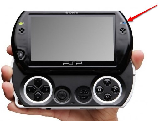 PSP Go Bluetooth tethering added in new v6.10 firmware