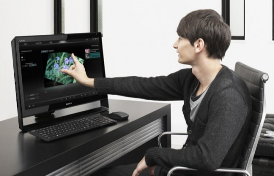 Interactive Multimedia Technology: GEAR: Sony VAIO® L Touch HD PC