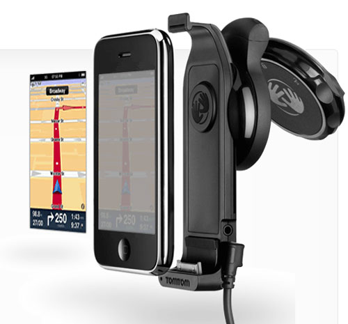 TomTom Car Kit for iPhone hits European stores today