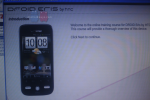 Verizon Droid Eris by HTC imminent; underwhelming specs