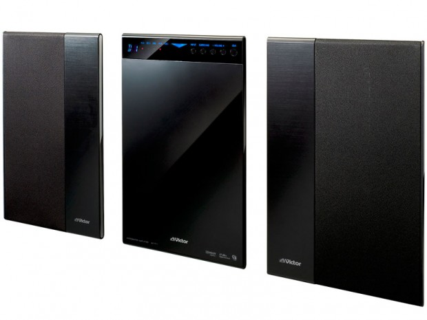 Victor JVC super-skinny surround sound system announced