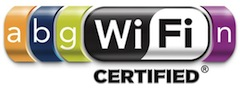 """WiFi Alliance """"Certified n"""" logo debuts with confusing taglines"""