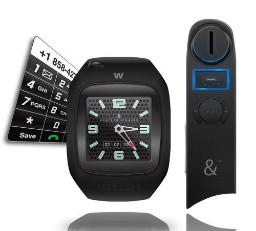 Kempler & Strauss W PhoneWatch breaks cover