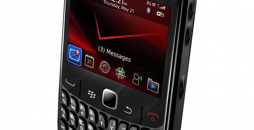BlackBerry Curve 8530 hits Verizon November 20th