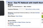ASUS Eee PC 1201HA gets $330 Best Buy price