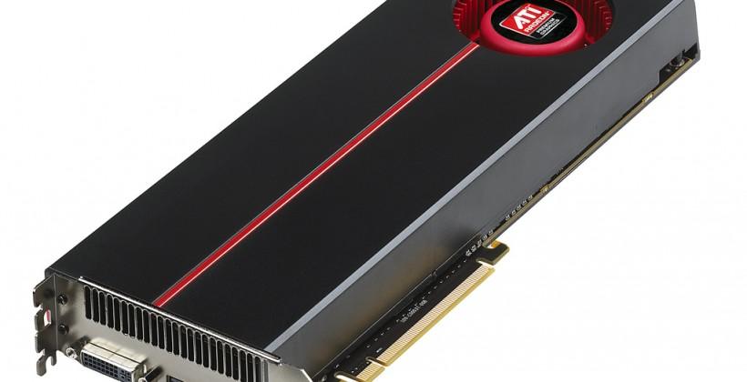 ATI Radeon HD 5970 5 TeraFLOP graphics card debuts