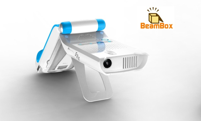 BeamBox MiLi Evolution iPhone Projector gets bargain price-tag
