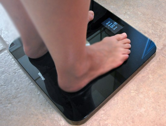 Withings WBS01Wifi Body Scale Tweets your weight