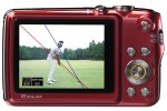 Casio Exilim EX-FS10S digital camera debuts in Japan, golfers rejoice