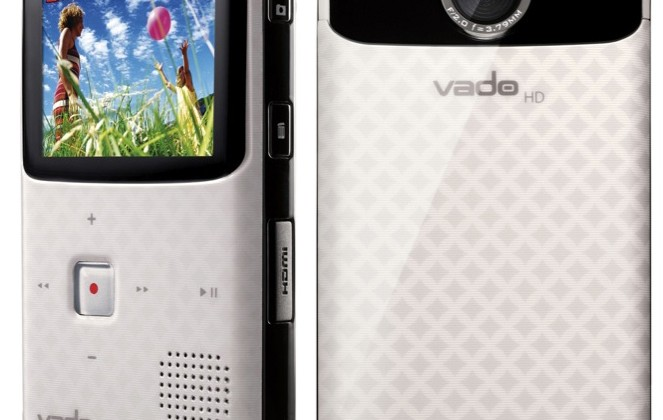 Creative Vado HD camcorder boosts low-light performance