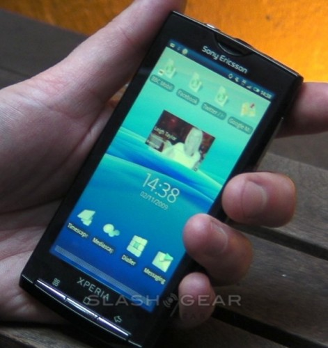 Canada's Rogers claim Sony Ericsson XPERIA X10 for Q2 2010 North America debut