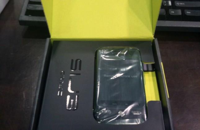 HTC DROID Eris for Verizon gets prematurely unboxed