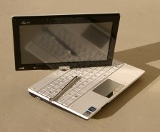 ASUS Eee PC T91MT multitouch netbook gets reviewed