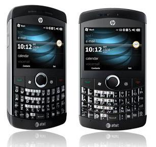 AT&T announce HP iPAQ Glisten 3G WinMo world-phone