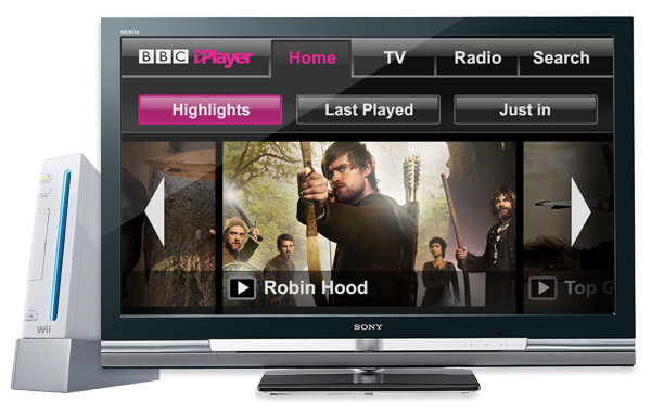 BBC relaunch iPlayer as Wii Channel