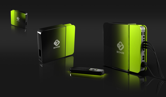 Boxee Box official: debut on December7th