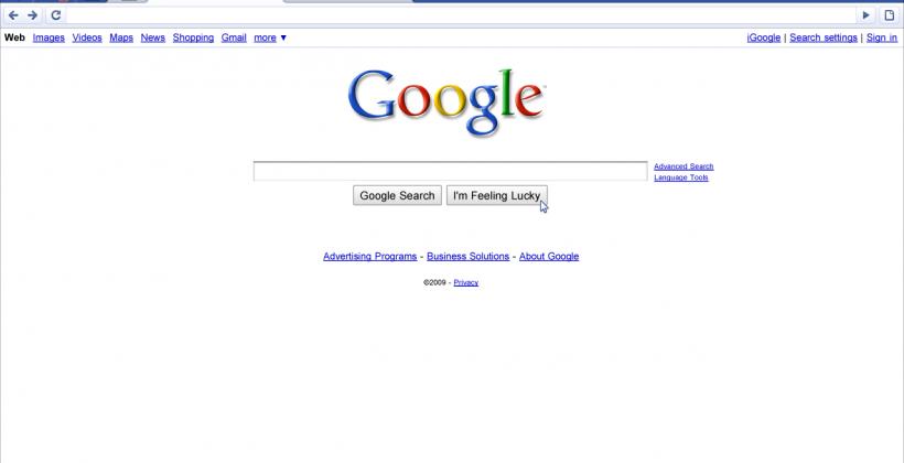 Google Chrome OS gets detailed [Video]