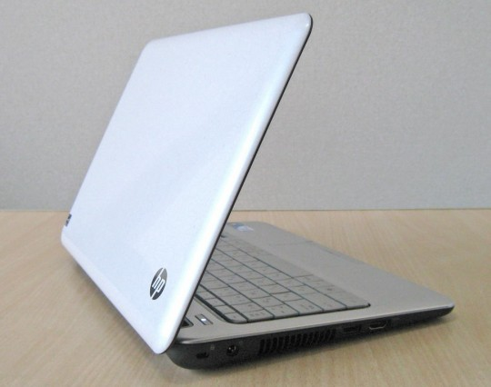 HP Pavilion DM1 gets reviewed: decent battery but cramped keyboard
