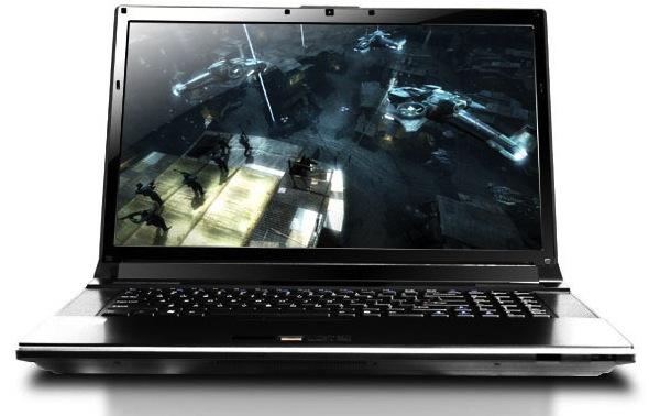 iBuyPower Battalion 101 W870CU notebook gets Core i7 heft