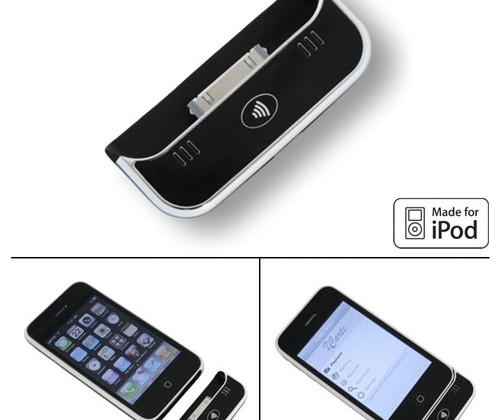 iCarte accessory turns iPhone into NFC/RFID reader
