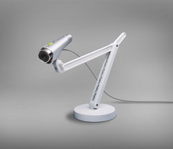IPEVO unveils P2V USB webcam on articulating stand