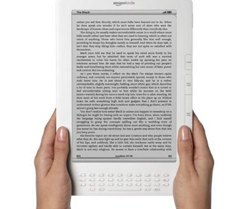 Kindle DX not for suitable for the blind says advocacy group