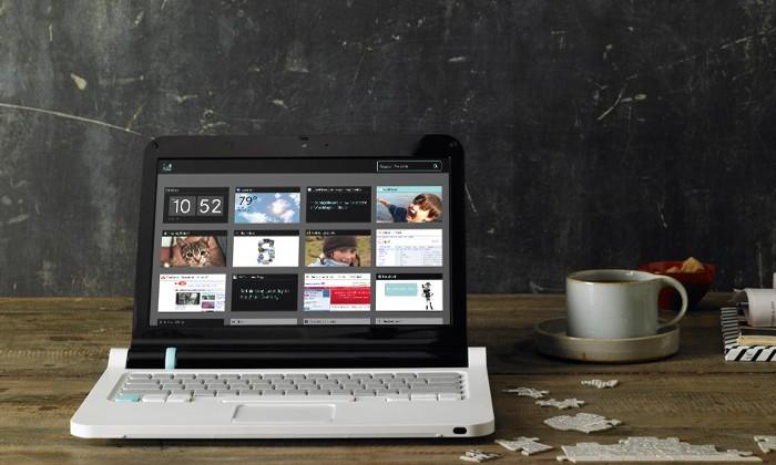 """Litl Webbook gets official: """"cloud"""" netbook for $699"""