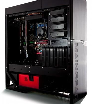 Maingear Shift supercomputer adds ATI HD 5970 to options list