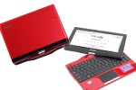Malata R108T budget Win7 convertible touchscreen netbook