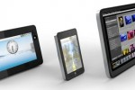 MOTO Android Media Platform range of OLED tablets announced