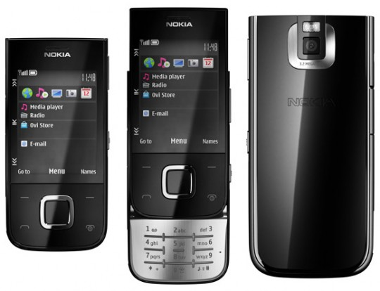 Nokia 5330 Mobile TV Edition packs DVB-H tuner