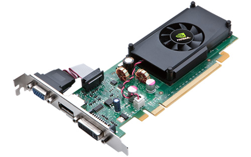 NVIDIA GeForce 310 entry-level GPU arrives