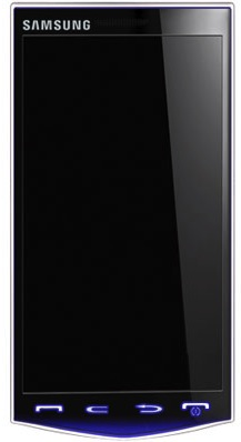 Samsung Bada handset purportedly leaks