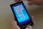 Sony Ericsson XPERIA X10 video demo: ah, there's the Snapdragon speed
