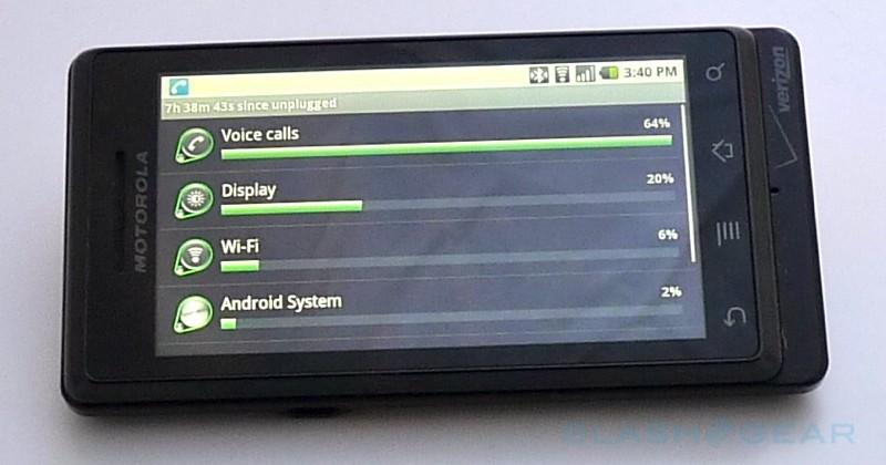 Motorola Droid Review
