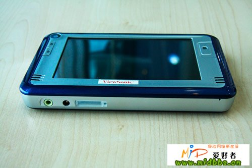 ViewSonic N01 3G MID spotted