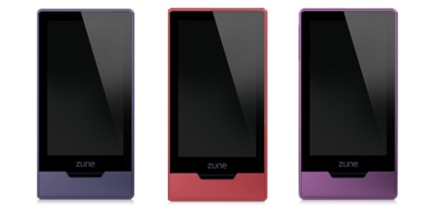Zune HD getting colorful update December 1st