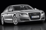 2011 Audi A8 packed with tech: handwriting recognition, 1,400W B&O audio, more