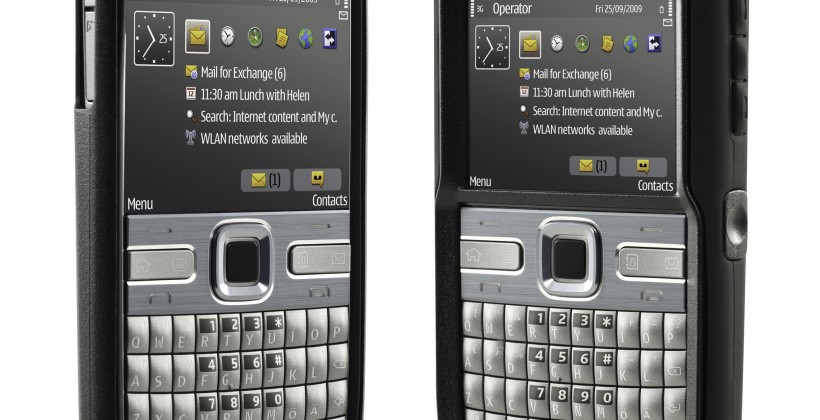 OtterBox Nokia E72 cases arrive
