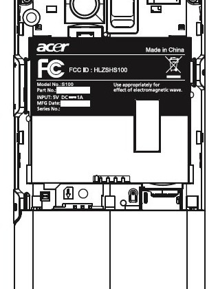 Acer Liquid A1 hits FCC with AT&T 3G support