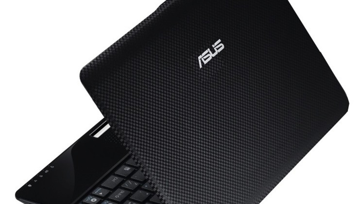 ASUS Eee PC 1005P Atom N450 netbook official shots; 1005PE boasts 12hr battery