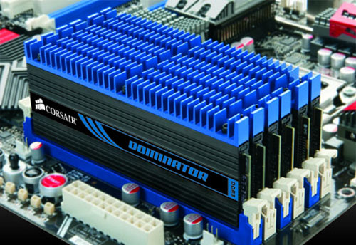 Corsair unveils CMD24GX3M6A1333C9 24GB Dominator RAM kit